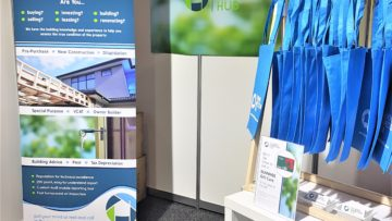 The Home Inspection Hub takes on the August Home Show