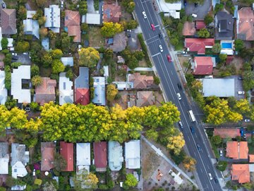 Housing in Melbourne