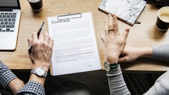 Is a Contract Review important?