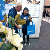 copy - The Hub at The HIA Melbourne Home Show 2018