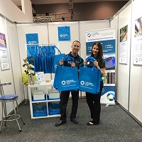 scott and steph - The Hub at The HIA Melbourne Home Show 2018